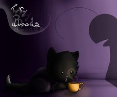 Cry Reads, Bat Listens by BatdogZ