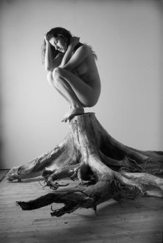 Tree Nude 10 by katyT