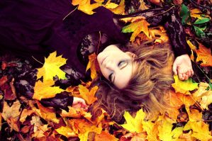 Autumn Sleep by Sione