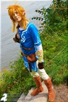 Link - Ready To Start (Cosplay from Zelda Wii U) by Echolox