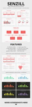 Senzill Powerpoint Template by Cambel23