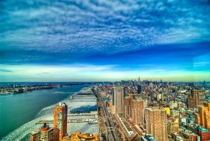 200 West Street NYC 42nd Flr 3 by pennuja