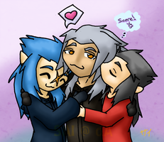 Saix Sandwich by SharpAnimationInc