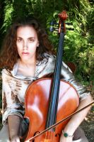 Bethany cello 02 by DR0ck