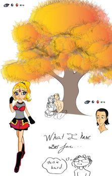 what I have so far (Ember and Loki) by TheGod2B
