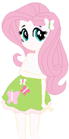 Florence ''Fluttershy'' Sherry by ChipmunkRaccoon2