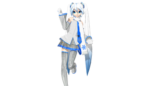 Snow Miku 2011 - DOWNLOAD by Sushi-Kittie