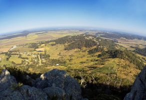 Mt Ninderry Panorama by alexball