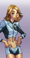 Jess-by J Scott Campbell-color by SplashColors
