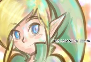 The Legend of Zelda: Oracle of Seasons by Arashi-H