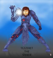 Tezzeret The Seeker by AngelicAdonis