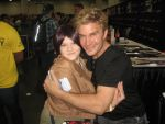 Meeting Vic Mignogna by atem15