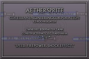 Ship Plaque - by LordTrekie by RBL-M1A2Tanker