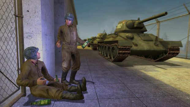 Kursk Defenders by CaptainSovietScouts