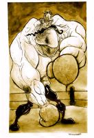 P. Stone Chesterton- The Champ by sosnw