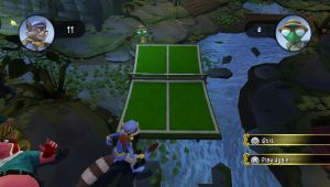 minigame of sly 4 , play ping pong by FCC93