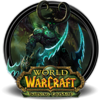 World of Warcraft Burning Crusade - Icon by DaRhymes
