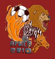 Africa 2010 by lucasvfa
