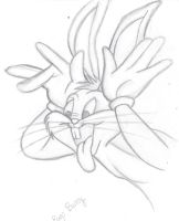Bugs Bunny by SilverLizzy5