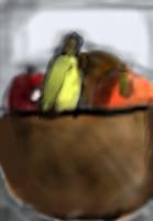 Fruit Bowl by ItsCakie