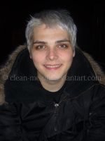 Gerard Way III by Clean-Me-Off