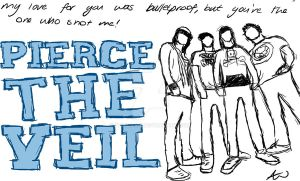Pierce The Veil by wandaa-x