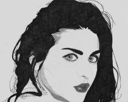 Frances Bean Cobain by DeadWoodPete83