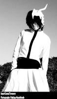 Bleach Cosplay:Ulquiorra Cifer by SmartCasualTrousers