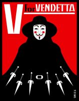 v for vendetta by shane613