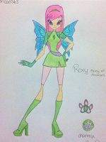 Roxy Magic Charmix by Broncat563
