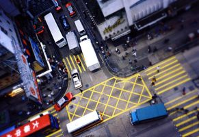 Nathan Rd Rush Hour by mitoXD