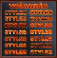Volcanic   STYLES Ps by Photos-Loutche