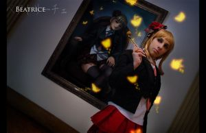 Beatrice Cosplay 05 by Bastetsama-Cosplay