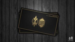 Business Card sample by silva018