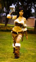 Nidalee Lol (9) by dashcosplay