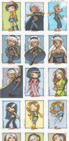 x-men archives 13 by katiecandraw