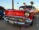 1957 Chevy Frontview by Swanee3
