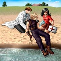 FF7- Saving What Used to Be Me by animetayl