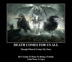 Death Stalks Us All by Michael-Taylor1134