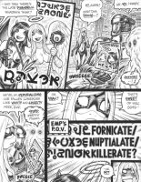Cryptic EMPOWERED: HELLBENT OR HEAVENSENT page by AdamWarren