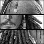 Jack Sparrow - Details by Cataclysm-X