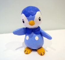 Piplup sculpture by Umulu
