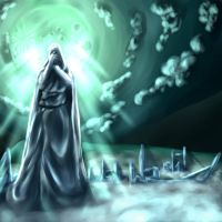 :1001MN: The Weeping Mother by InfinityStar