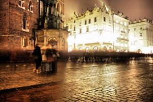 Cracow against ACTA by WilhelmBielawa
