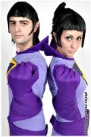 Wonder Twins power. by AngelLiriel