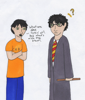 When Harry Met Percy by Lalikaa