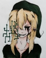 Ben Drowned by LilyShadow666
