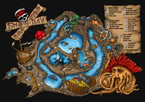 snowbay infotainment map by avd-bchenk