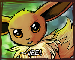 And an Eevee by zurisu