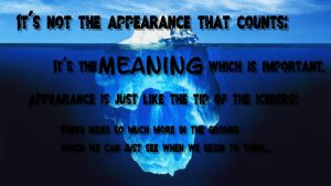 It's not the appearance that counts by Abstract-scientist